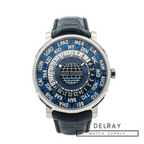 Louis Vuitton Steel 41mm Automatic Q5D220 pre-owned United States of America, Florida, Hallandale Beach