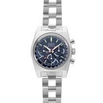 Zenith Steel 37mm Automatic 03.A3818.400/51.M3818 new