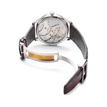 IWC Portuguese Minute Repeater Or blanc 51mm Gris Arabes