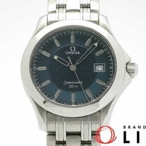 Omega 2511-81 Steel Seamaster 36mm pre-owned
