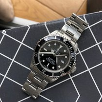 Rolex 16600 Steel Sea-Dweller 4000 40mm pre-owned