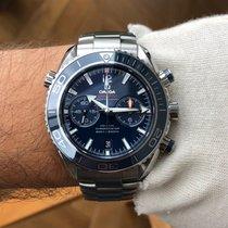 Omega 232.90.46.51.03.001 Titane 2014 Seamaster Planet Ocean Chronograph 45.5mm occasion