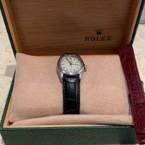 Rolex Oyster Precision Acero 30mm Plata