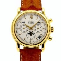 Zenith Yellow gold 40mm Automatic Zenith El Primero. 20.0230.410 pre-owned