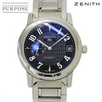 Zenith Steel 37mm Automatic 02 0451 680/22 M 451 pre-owned