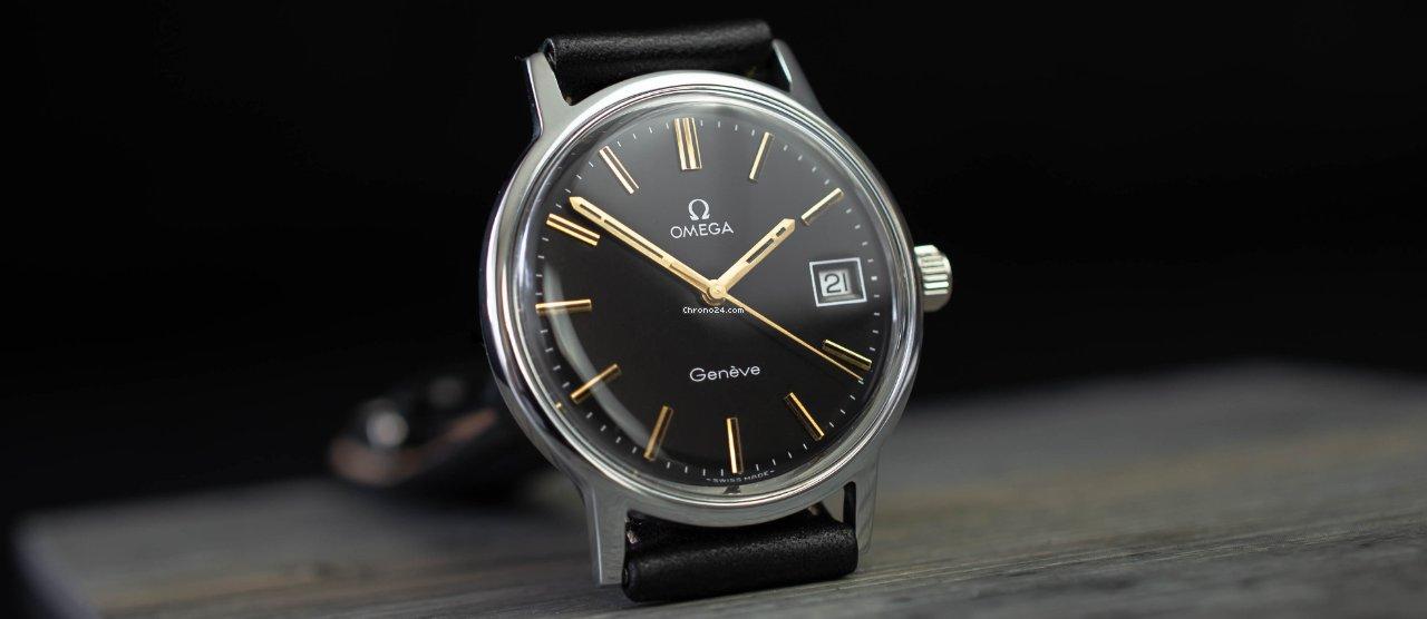 Omega Geneve Vintage 1972 Serviced