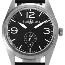 Bell & Ross BR V1 BRV123-BL-ST/SCA 2018 rabljen