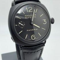 Panerai Radiomir Black Seal Ceramica 45mm Nero Arabi Italia, Milano