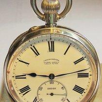 Ulysse Nardin Marine Chronometer Deck Beobachtungs Uhr ca. 1940 Huber München 1940 używany