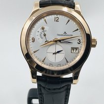 Jaeger-LeCoultre Master Hometime Yellow gold 40mm Silver Arabic numerals United States of America, Ohio, Columbus
