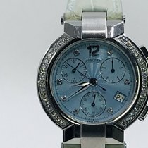 Concord La Scala Steel 38mm Blue United States of America, Ohio, Columbus