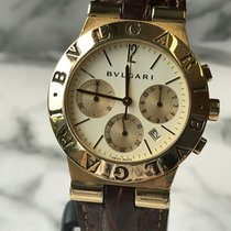 Bulgari Diagono Yellow gold 35mm Champagne United States of America, Ohio, Columbus