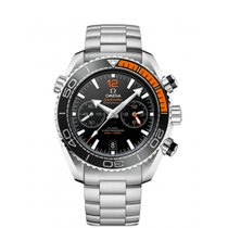 Omega Seamaster Planet Ocean Chronograph 215.30.46.51.01.002 Neuve Remontage automatique