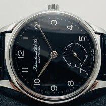 IWC Portuguese Automatic Steel 35mm Black Arabic numerals