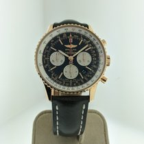 Breitling Navitimer 01 Rose gold 43mm Black No numerals United States of America, Indiana, INDIANAPOLIS