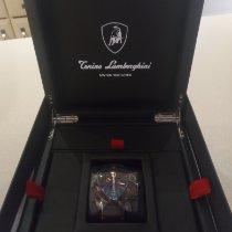 Tonino Lamborghini Stål 44mm Kvarts T9SA ny