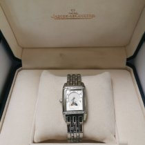 Jaeger-LeCoultre 296.8.74 Steel 2001 Reverso Duetto 24.5mm pre-owned