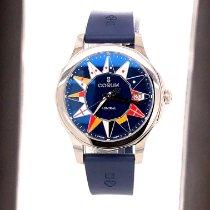 Corum Admiral's Cup Legend 38 nowość 2020 Automatyczny Zegarek z oryginalnym pudełkiem i oryginalnymi dokumentami 082.200.20/0373 AB12