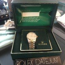 Rolex Datejust Aço 30mm Ouro Sem números Brasil, SAO PAULO