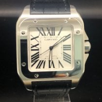Cartier Santos 100 new 2010 Automatic Watch with original box and original papers 2656