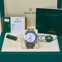 Rolex Yacht-Master II Steel 44mm White No numerals United States of America, California, Los Angeles