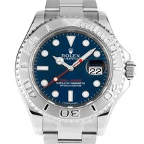 Rolex Yacht-Master 40 Steel 40mm Blue No numerals United Kingdom, London