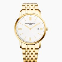 Baume & Mercier Classima Yellow gold 39mm Roman numerals United States of America, Florida, Miami
