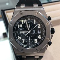 Audemars Piguet Royal Oak Offshore Chronograph Steel 42mm Black Arabic numerals United States of America, California, Irvine