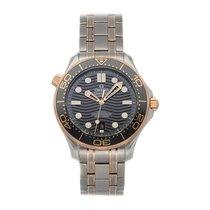 Omega 210.20.42.20.01.001 Acier Seamaster Diver 300 M 42mm occasion