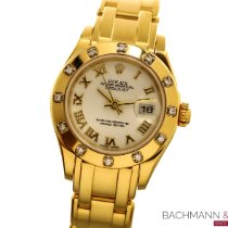 Rolex Lady-Datejust Pearlmaster 80318 2001 usados