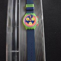 Swatch Quartzo SCJ101 novo