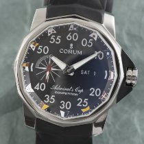Corum Admiral's Cup Competition 48 Tytan 47mm Czarny