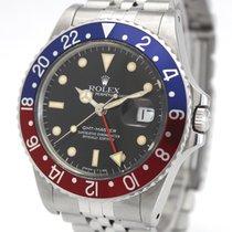 Rolex GMT-Master 16750 1986 usados
