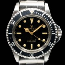 Rolex Submariner (No Date) Steel 40mm Arabic numerals United States of America, Massachusetts, Boston