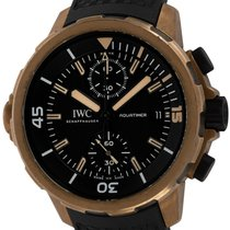 IWC Aquatimer Chronograph IW379503 Good Bronze 44mm Automatic