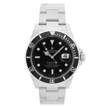 Rolex 16610 Steel Submariner Date 40mm pre-owned United States of America, Texas, Dallas