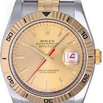 Rolex Datejust Turn-O-Graph Gold/Stahl 36mm