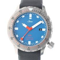 Sinn U1 Steel 44mm Blue No numerals