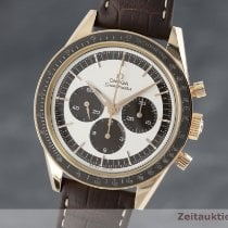 Omega Or rouge Remontage manuel Argent 40mm occasion Speedmaster Professional Moonwatch
