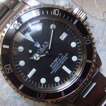 Rolex Sea-Dweller Acero 40mm Negro Sin cifras España, Madrid