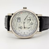 A. Lange & Söhne White gold 41,9mm Manual winding 116.039 pre-owned