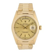 Rolex Day-Date 36 1986 pre-owned