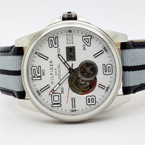 Tommy Hilfiger Steel 46mm Automatic TH.207.1.14.1398 pre-owned