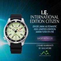 Citizen Zeljezo Automatika NY0119-19X nov