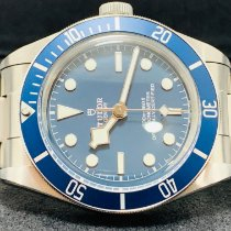 Tudor Black Bay Fifty-Eight Stahl Blau
