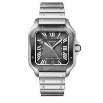 Cartier new Automatic 39.8mm Steel