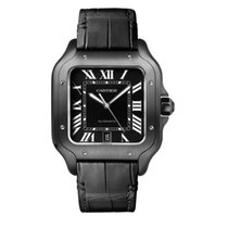 Cartier WSSA0039 Steel 2020 Santos (submodel) 39.8mm new