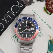 Rolex GMT-Master Steel 40mm Black No numerals United States of America, Arizona, Scottsdale