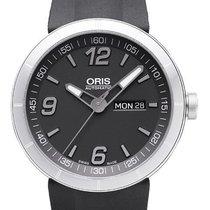 Oris TT1 Stahl 43mm Grau Deutschland, Schwabach