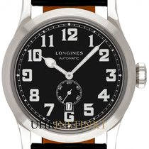 Longines Heritage L2.811.4.53.0 2020 new